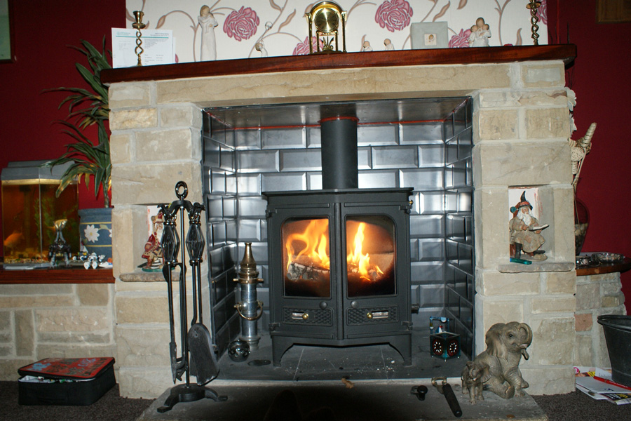solid fuel installation